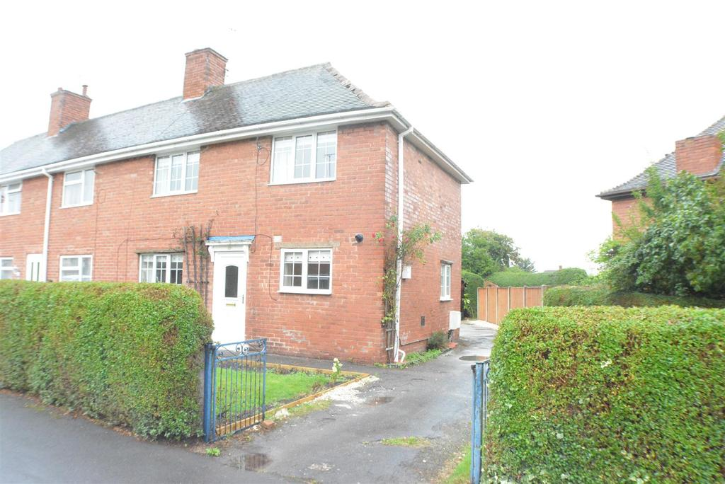 3 Bedrooms End Of Terrace House for sale in Third Avenue, Edwinstowe, Mansfield