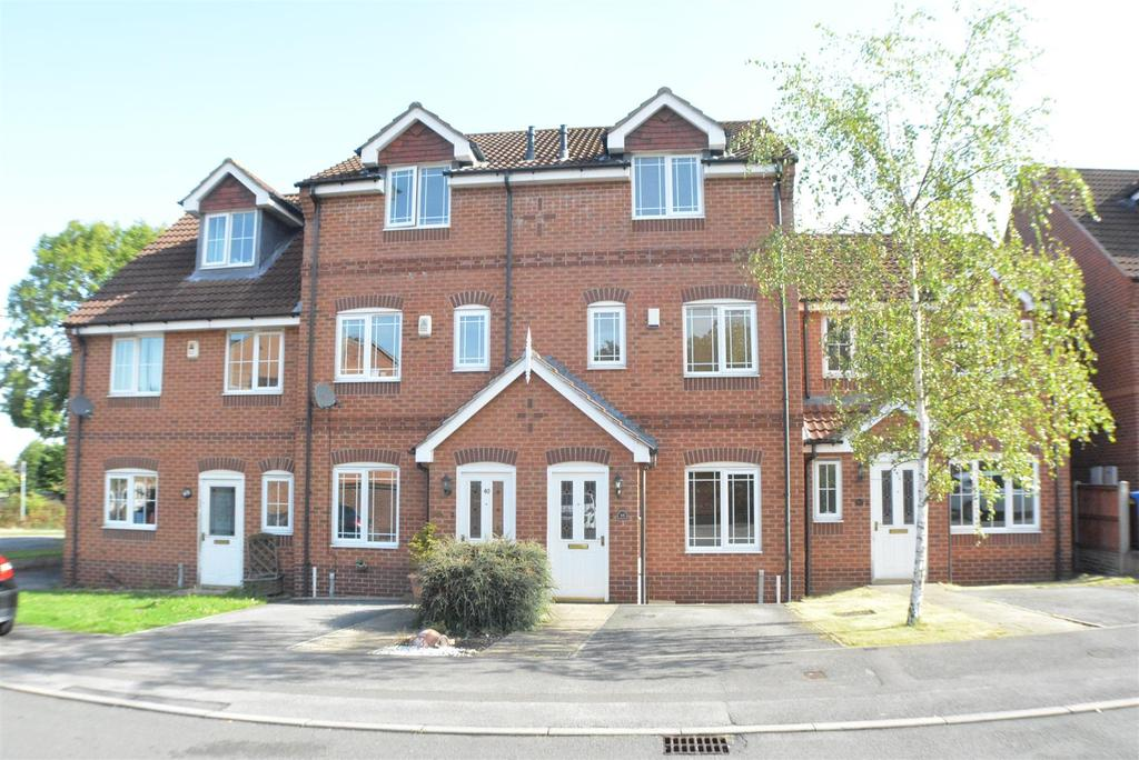 3 Bedrooms Town House for sale in Forest Avenue, Mansfield
