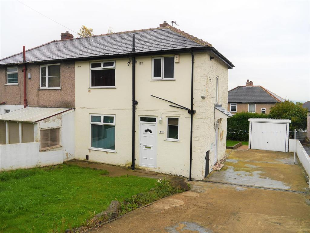 2 Bedrooms Semi Detached House for sale in Halifax Road, Bradford