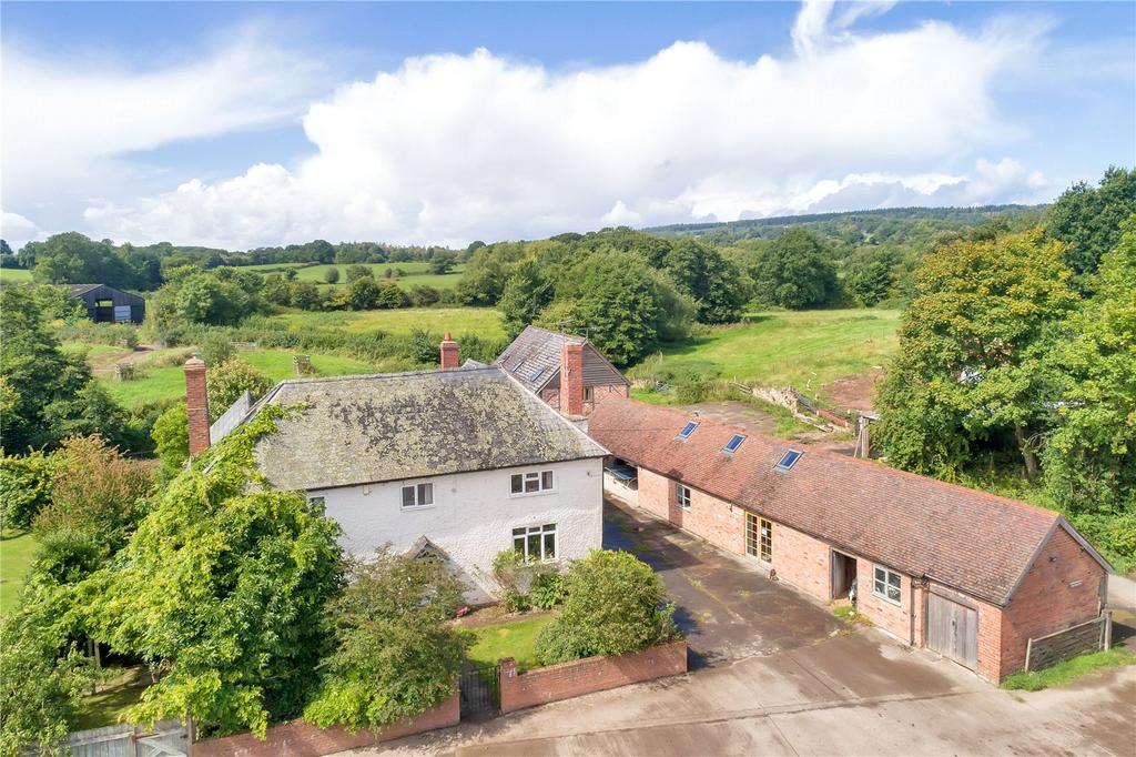 5 Bedrooms Detached House for sale in Leominster, Herefordshire