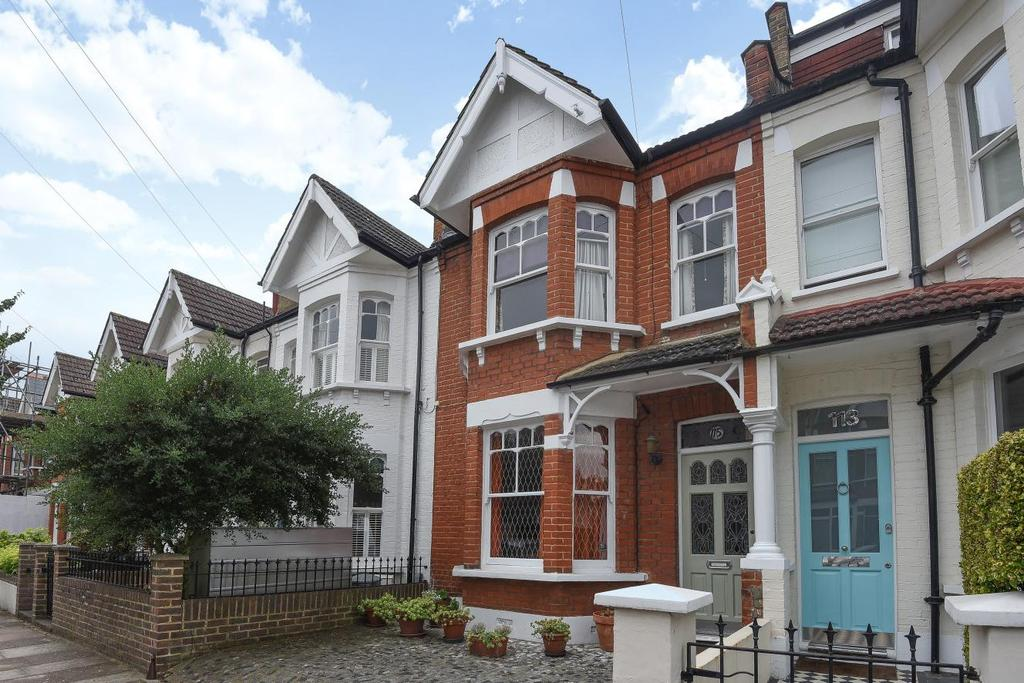 3 Bedrooms Terraced House for sale in Engadine Street, Southfields