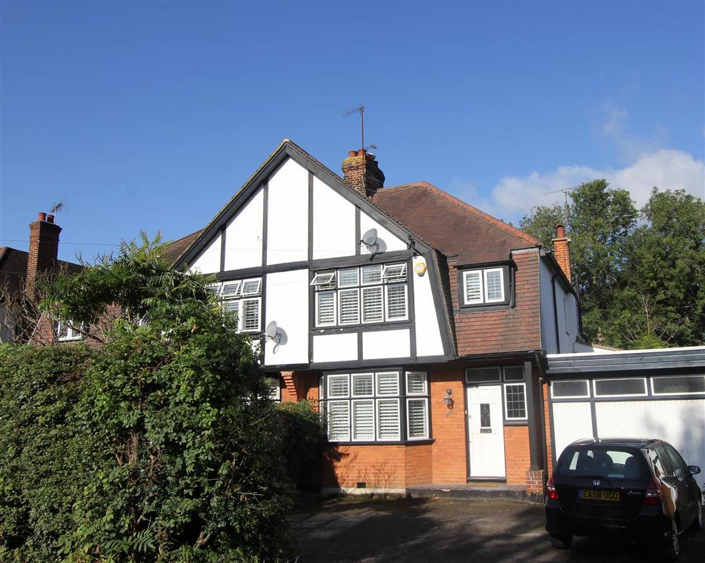 3 Bedrooms Semi Detached House for sale in Priests Lane, Shenfield, Brentwood
