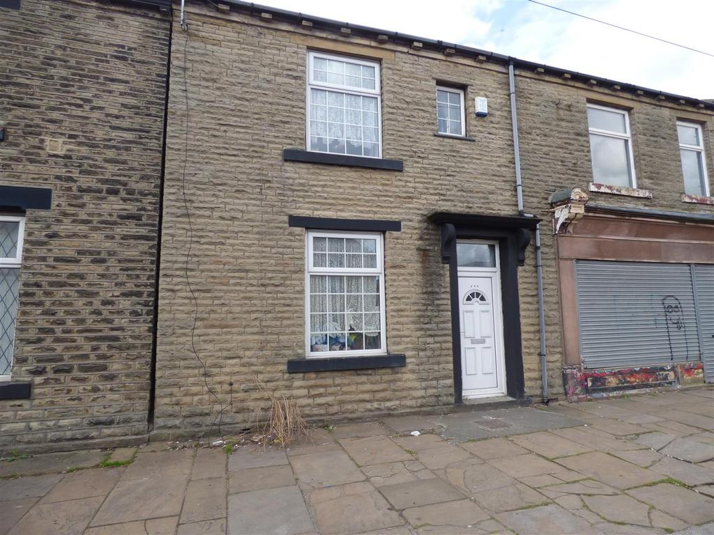 1 Bedroom Town House for sale in Huddersfield Road, Wyke, Bradford, BD12 8AS