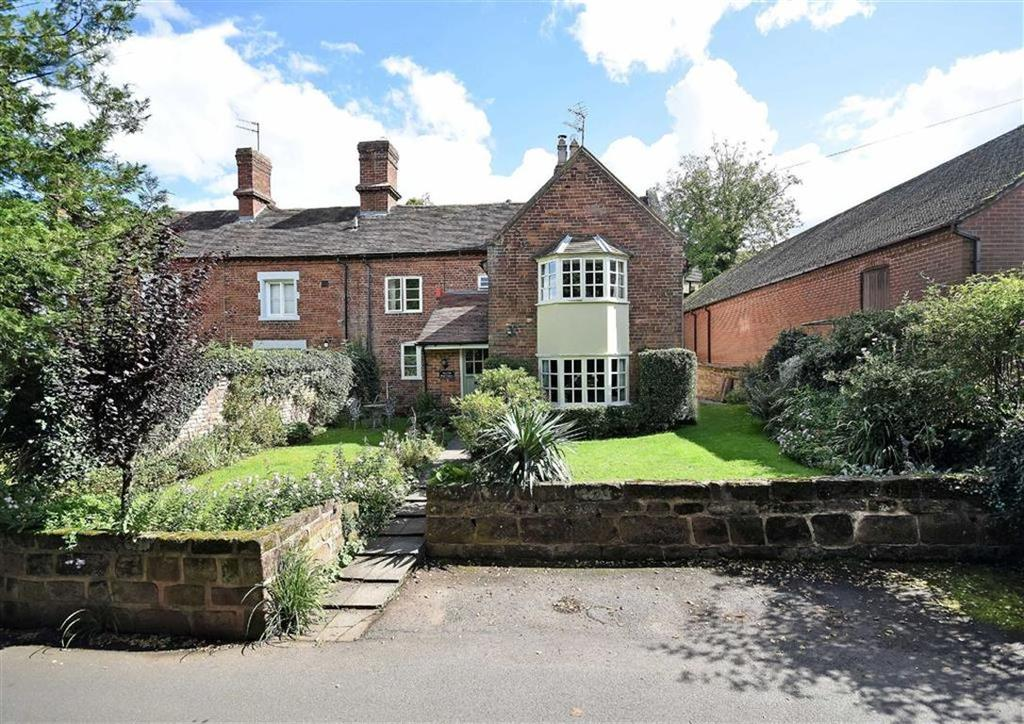 4 Bedrooms Cottage House for sale in The Old Malt House, Church Street, Claverley, Wolverhampton, Shropshire, WV5