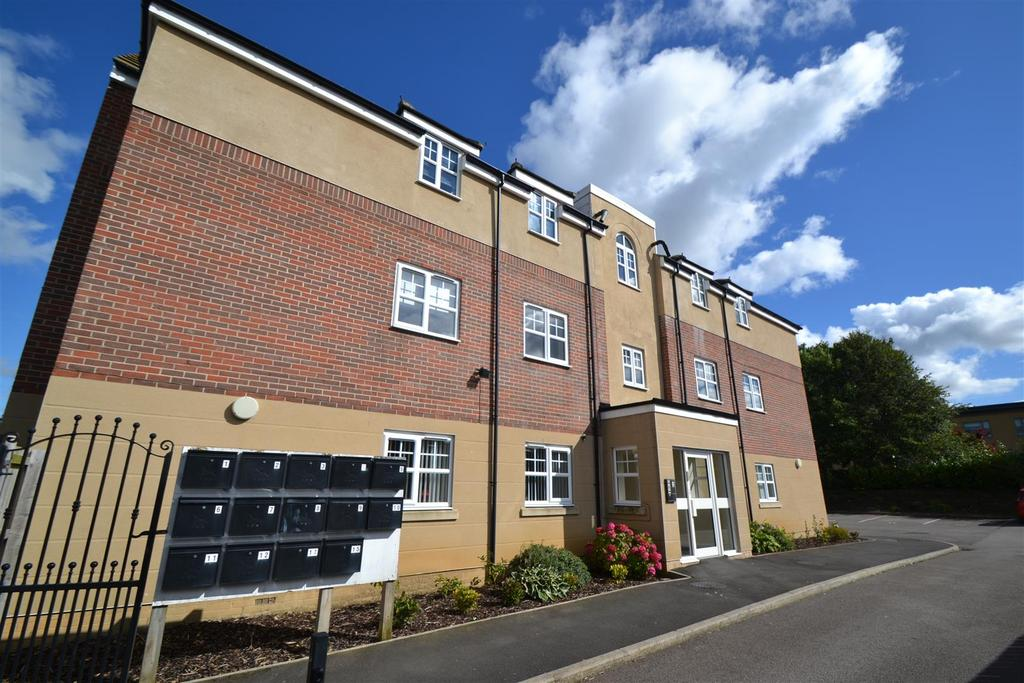 1 Bedroom Apartment Flat for sale in Bishops Close, Spennymoor