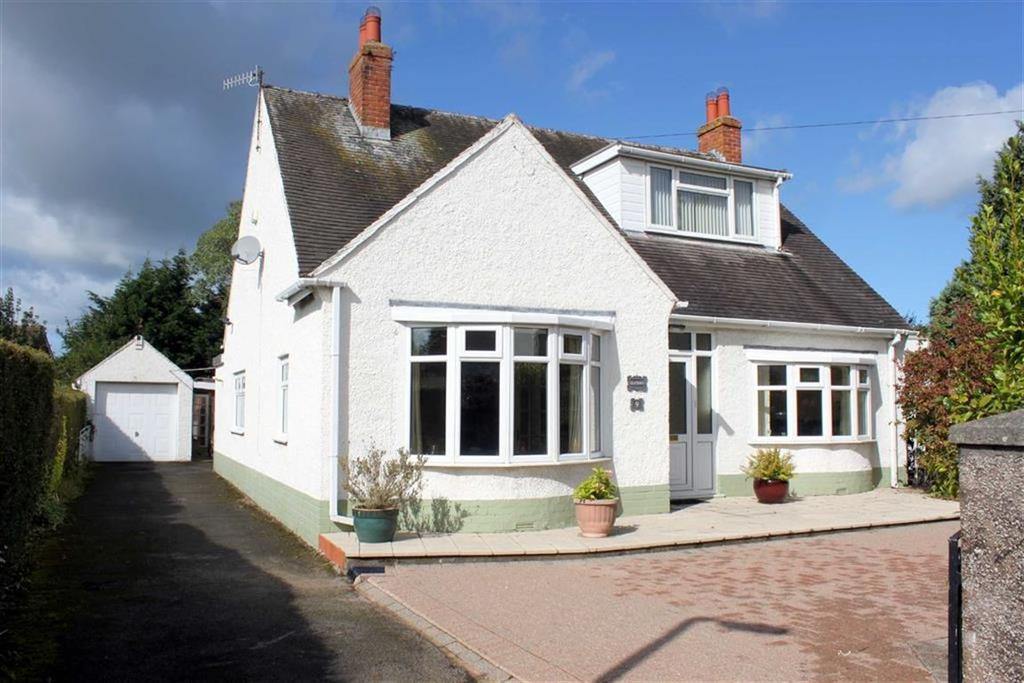 3 Bedrooms Detached House for sale in Lon Goed, Llandudno Junction, Conwy