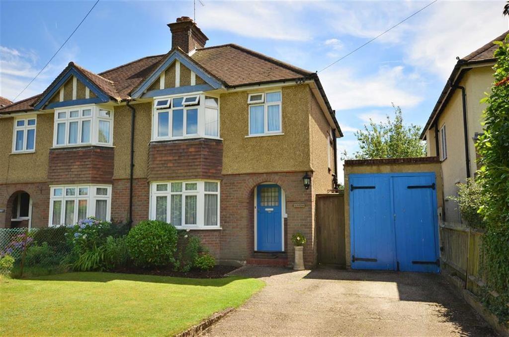 3 Bedrooms Semi Detached House for sale in Bullsland Lane, Chorleywood, Hertfordshire