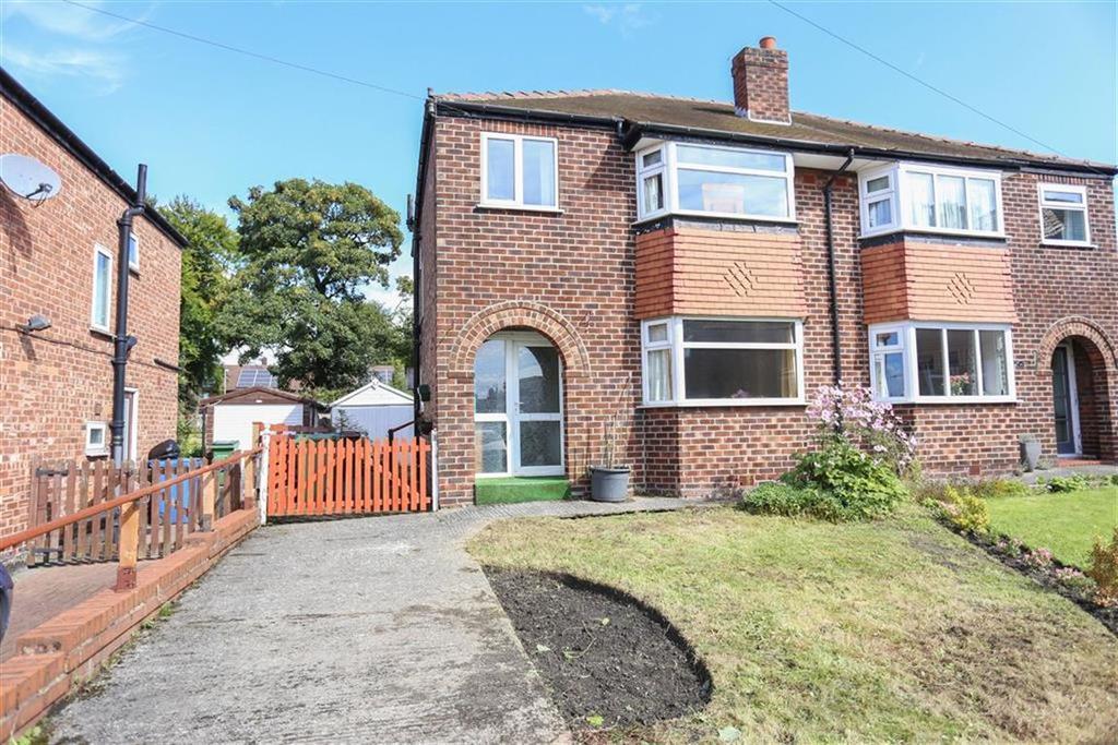 3 Bedrooms Semi Detached House for sale in Waverton Avenue, Heaton Chapel
