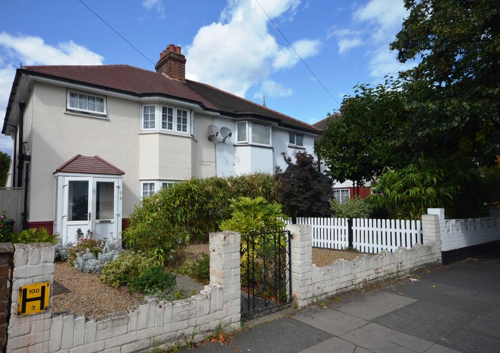 3 Bedrooms Semi Detached House for sale in Southend Lane Catford SE6
