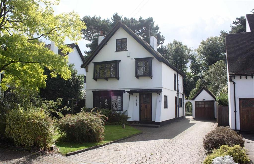 4 Bedrooms Detached House for sale in The Chenies, Petts Wood East