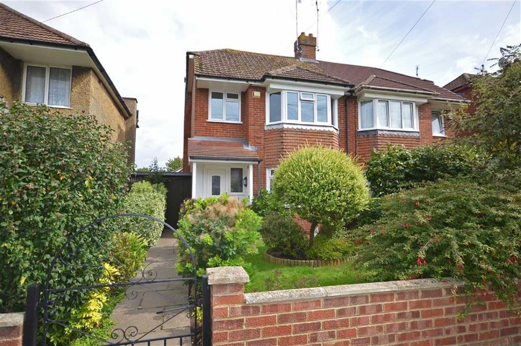 4 Bedrooms Semi Detached House for sale in Essella Road, Ashford, Kent