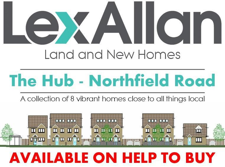 3 Bedrooms Semi Detached House for sale in Plot 6 The Hub -Northfield Road, Netherton, Dudley