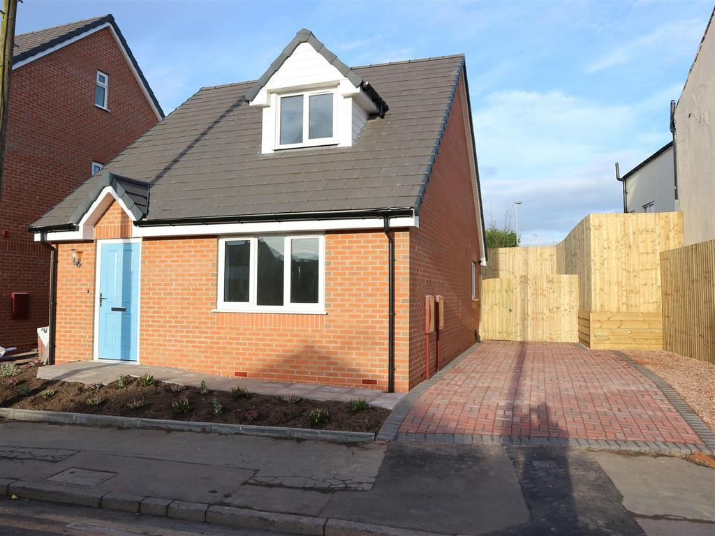 3 Bedrooms Detached Bungalow for sale in Plot 8 The Hub - Northfield Road, Netherton, Dudley