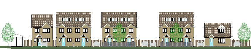 3 Bedrooms Semi Detached House for sale in Plot 5 The Hub -Northfield Road, Netherton, Dudley