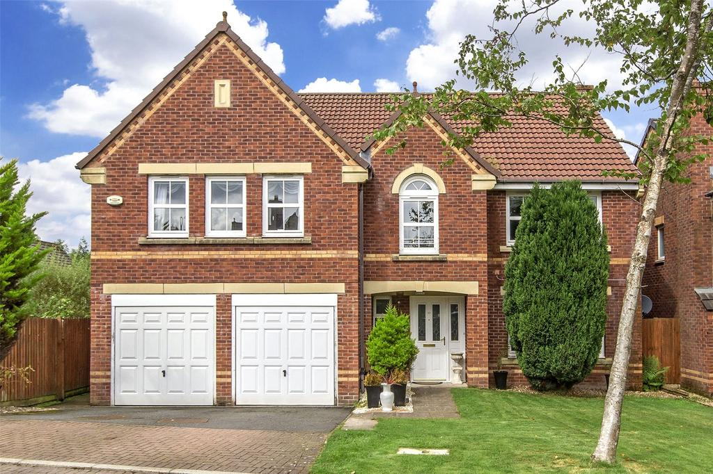 5 Bedrooms Detached House for sale in 11 Gelder Drive, Murieston, Livingston, EH54