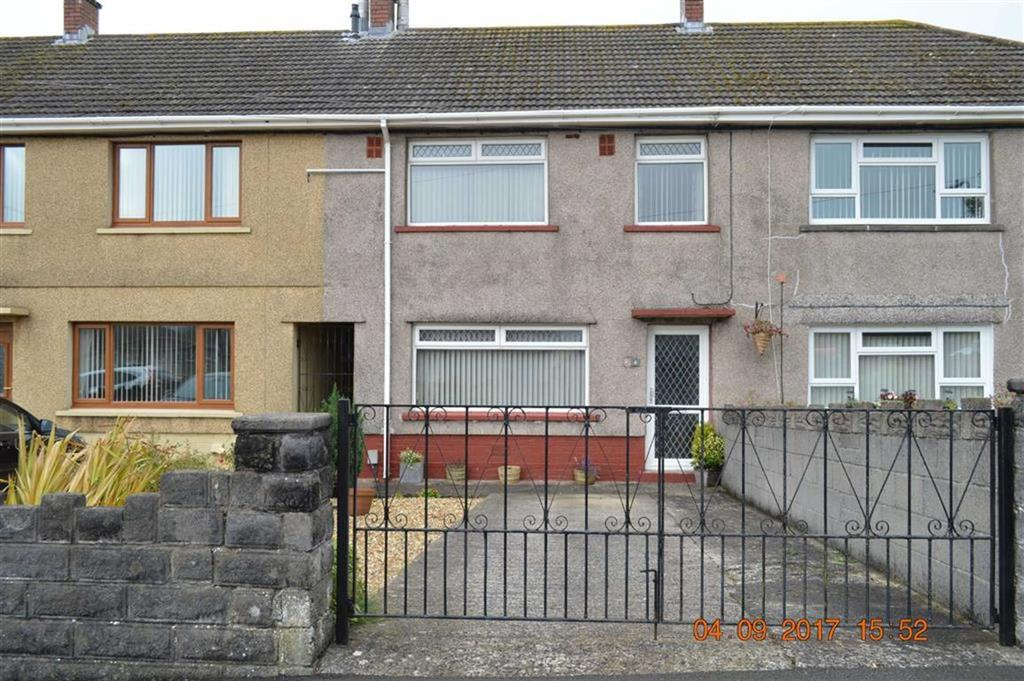 3 Bedrooms Terraced House for sale in Heol Maes Y Cerrig, Swansea, SA4