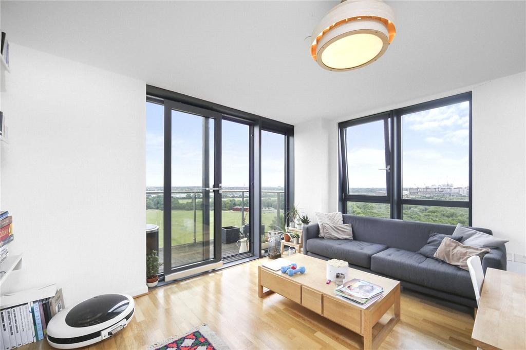 3 Bedrooms Flat for sale in Sky Apartments, Homerton Road, London, E9