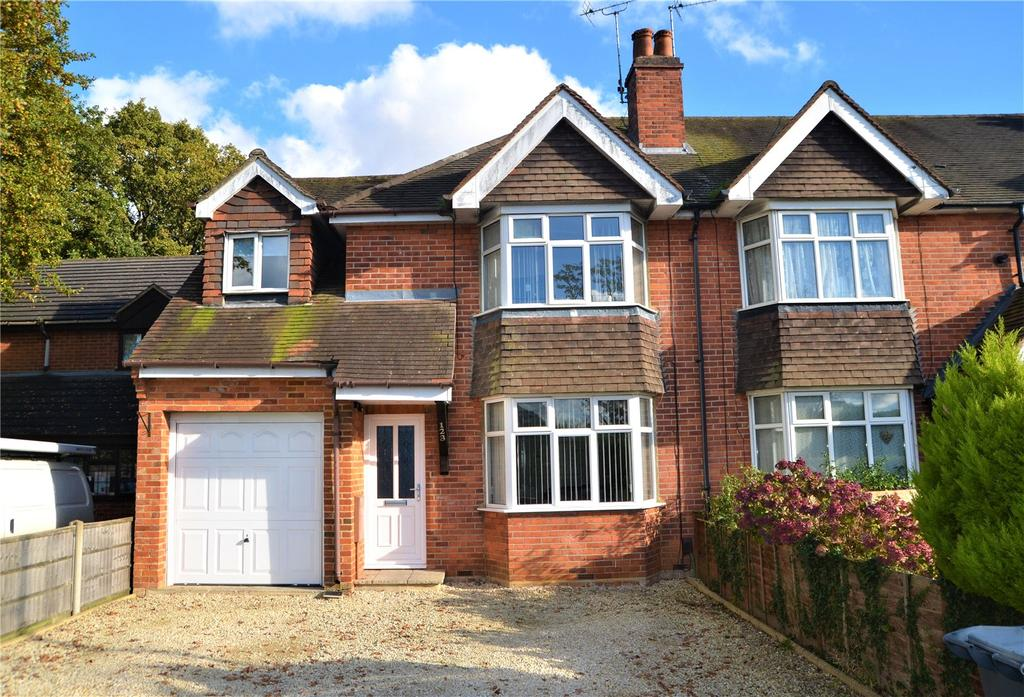 3 Bedrooms End Of Terrace House for sale in Park Lane, Tilehurst, Reading, Berkshire, RG31