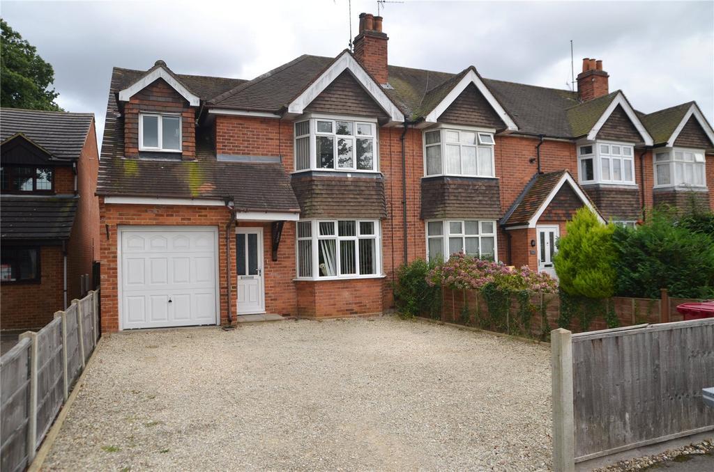 3 Bedrooms End Of Terrace House for sale in Park Lane, Tilehurst, Reading, Berkshire, RG31