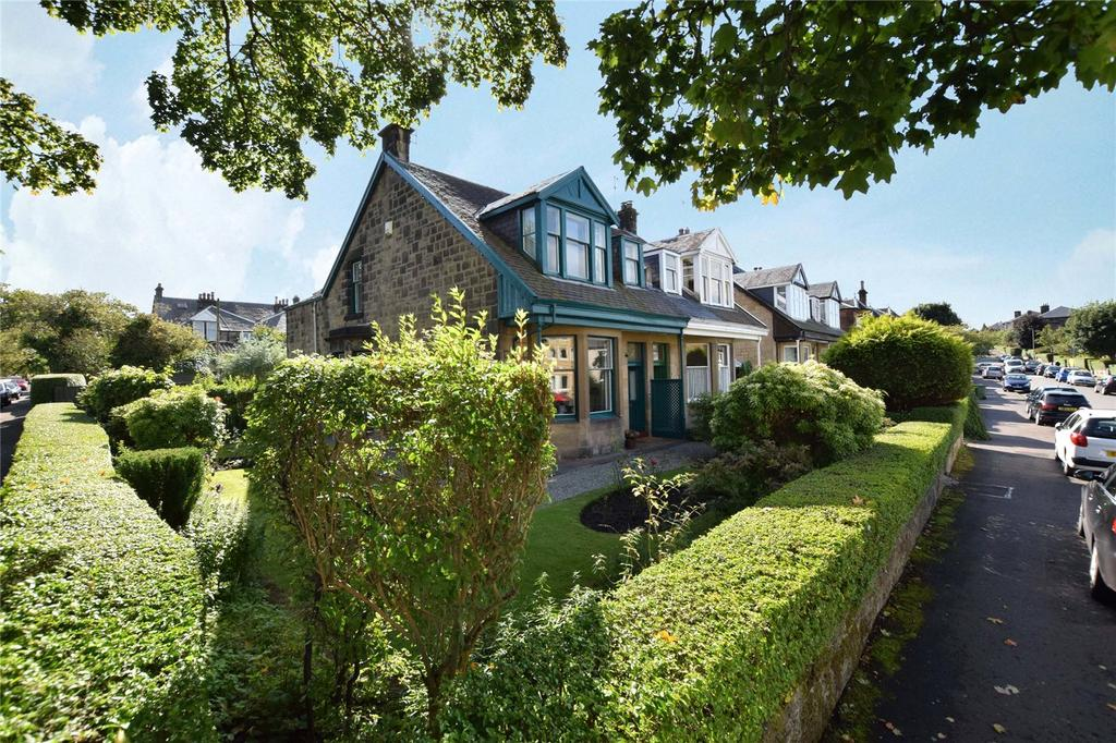 4 Bedrooms Semi Detached House for sale in Abbey Drive, Jordanhill, Glasgow
