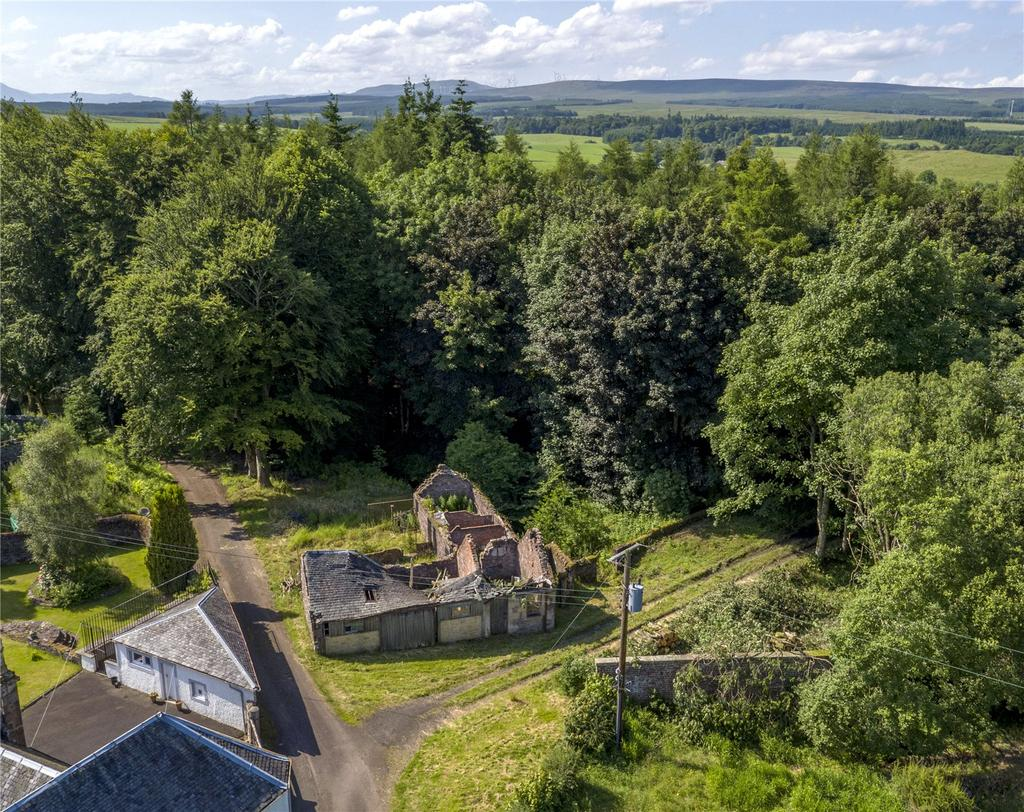 Detached House for sale in The Old Sawmill, Glassingall Estate, By Dunblane, Perthshire