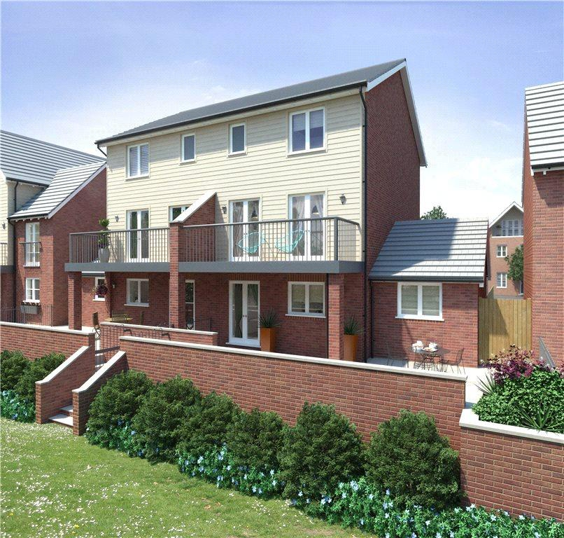 4 Bedrooms House for sale in PLOT 255 ROXBY PHASE 1, Navigation Point, Cinder Lane, Castleford