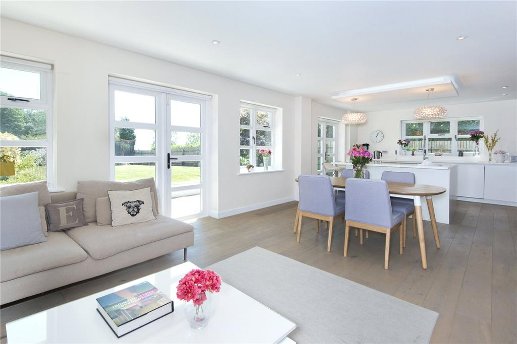 5 Bedrooms Detached House for sale in Toys Hill, Westerham, Kent, TN16