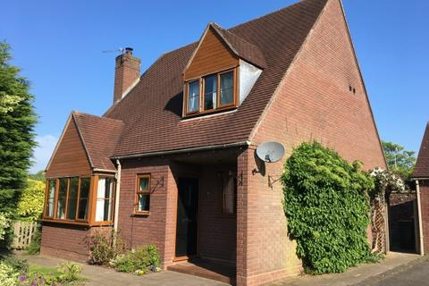 3 bedroom detached house for sale - 3 Smallwood Court, Newport, Shropshire, TF10 7NH
