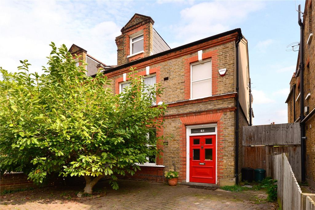 5 Bedrooms Semi Detached House for sale in Erpingham Road, Putney, London, SW15