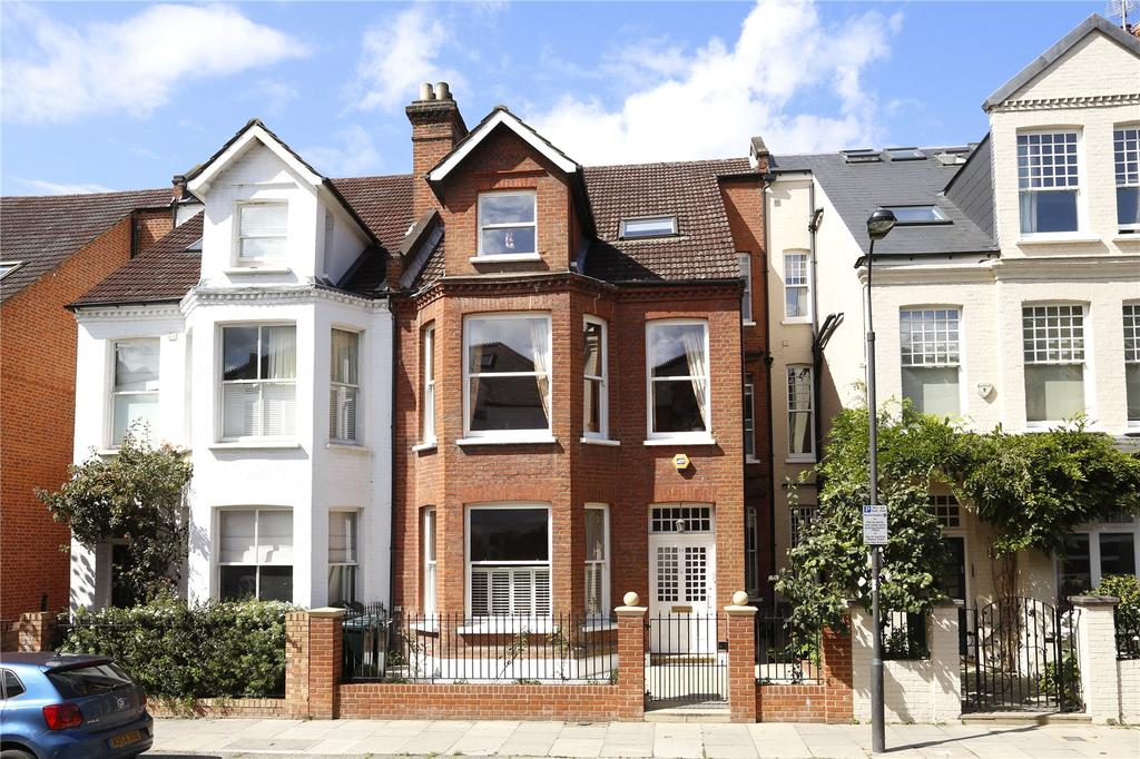 6 Bedrooms Terraced House for sale in Napier Avenue, Fulham, London, SW6