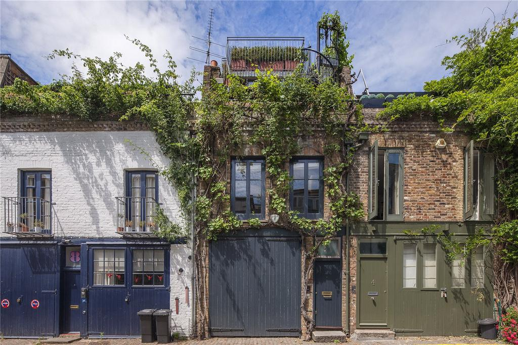 2 Bedrooms Mews House for sale in St. Lukes Mews, Notting Hill, London, W11