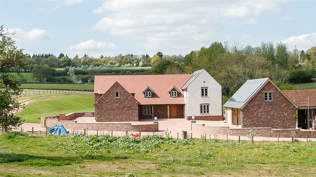 4 Bedrooms Detached House for sale in Upton Bishop, Ross-on-Wye, Herefordshire, HR9