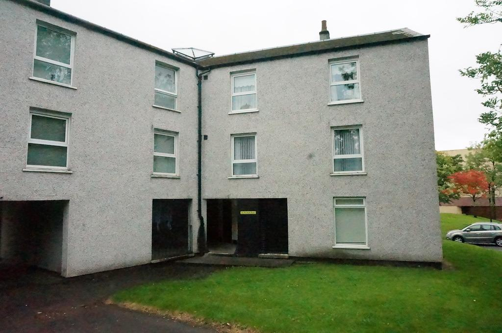 2 Bedrooms Flat for sale in Kyle Road, Kildrum, Cumbernauld G67