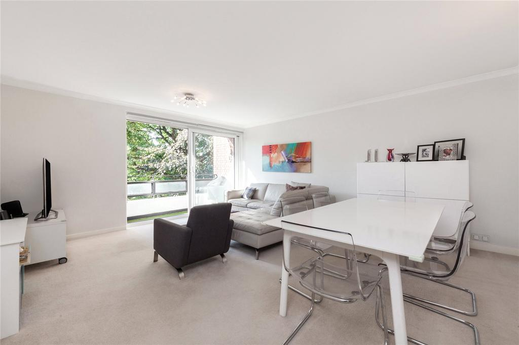 2 Bedrooms Flat for sale in Mourne House, Maresfield Gardens, Hampstead, London