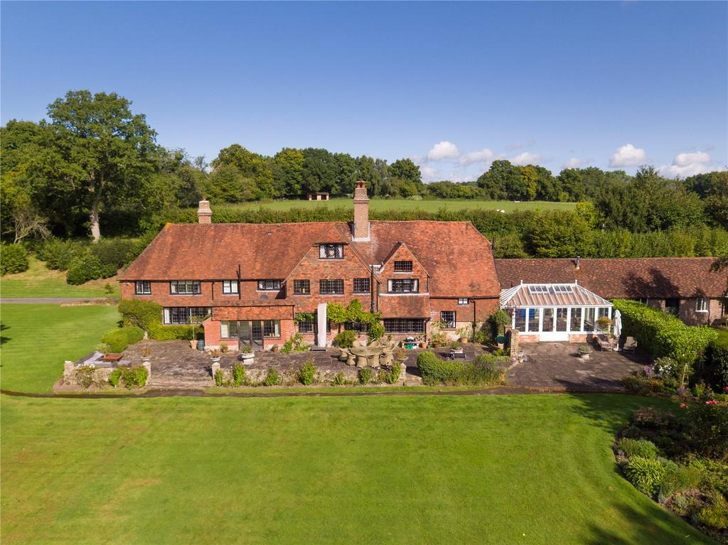 7 Bedrooms Detached House for sale in Rocks Lane, High Hurstwood, Uckfield, East Sussex