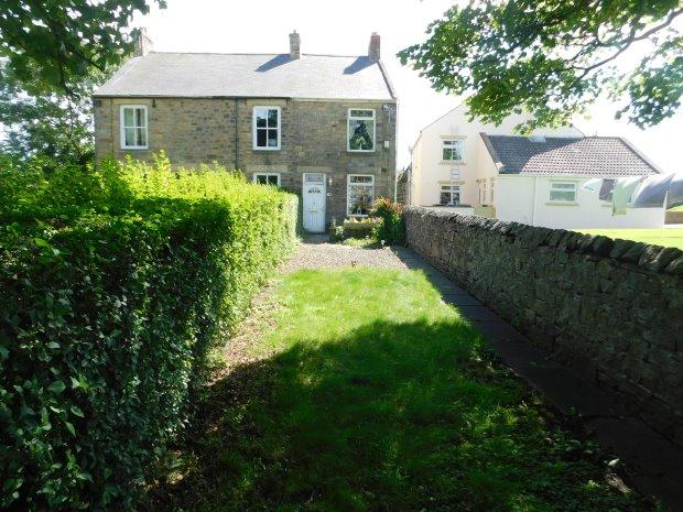 2 Bedrooms Terraced House for sale in CHURCH SQUARE, COCKFIELD, BISHOP AUCKLAND