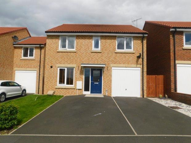 4 Bedrooms Detached House for sale in WOODSIDE MEADOWS, AUCKLAND PARK, BISHOP AUCKLAND