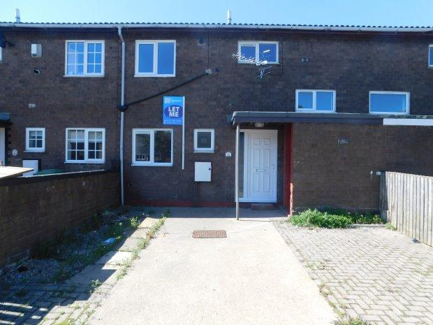 3 Bedrooms Terraced House for sale in LAUREL COURT, SHILDON, BISHOP AUCKLAND