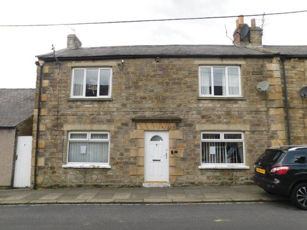 2 Bedrooms Terraced House for sale in EASTCROFT, STANHOPE, BISHOP AUCKLAND