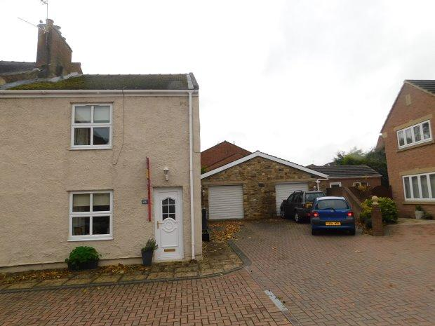 2 Bedrooms Terraced House for sale in VIOLET BANKS COTTAGE, 24 FRONT STREET, ETHERLEY DENE, BISHOP AUCKLAND