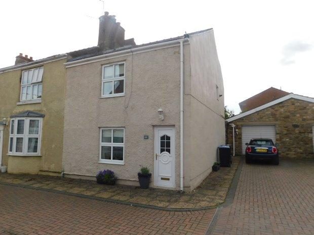 2 Bedrooms Terraced House for sale in FRONT STREET, ETHERLEY DENE, BISHOP AUCKLAND