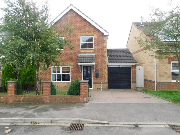 4 Bedrooms Detached House for sale in THORNHILL CLOSE, SHILDON, BISHOP AUCKLAND
