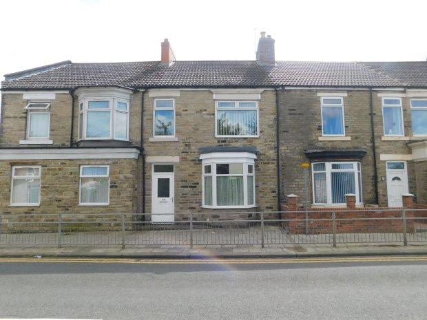 3 Bedrooms Terraced House for sale in REDWORTH ROAD, SHILDON, BISHOP AUCKLAND