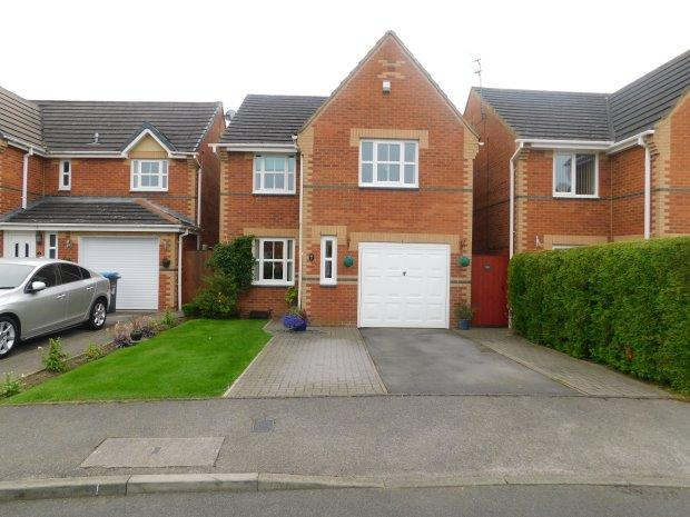 3 Bedrooms Detached House for sale in KIRKHAM WAY, AUCKLAND PARK, BISHOP AUCKLAND