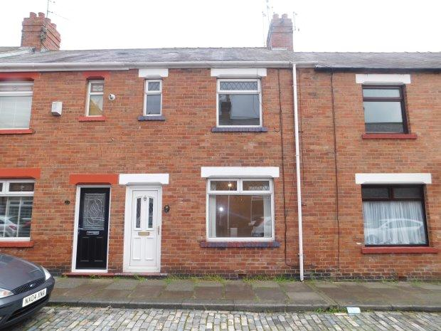 2 Bedrooms Terraced House for sale in SEYMOUR STREET, BISHOP AUCKLAND, BISHOP AUCKLAND