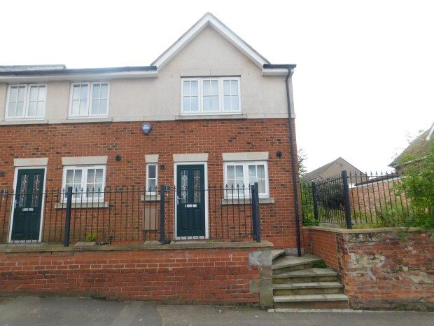 2 Bedrooms Terraced House for sale in CHAPEL PLACE, COUNDON, BISHOP AUCKLAND