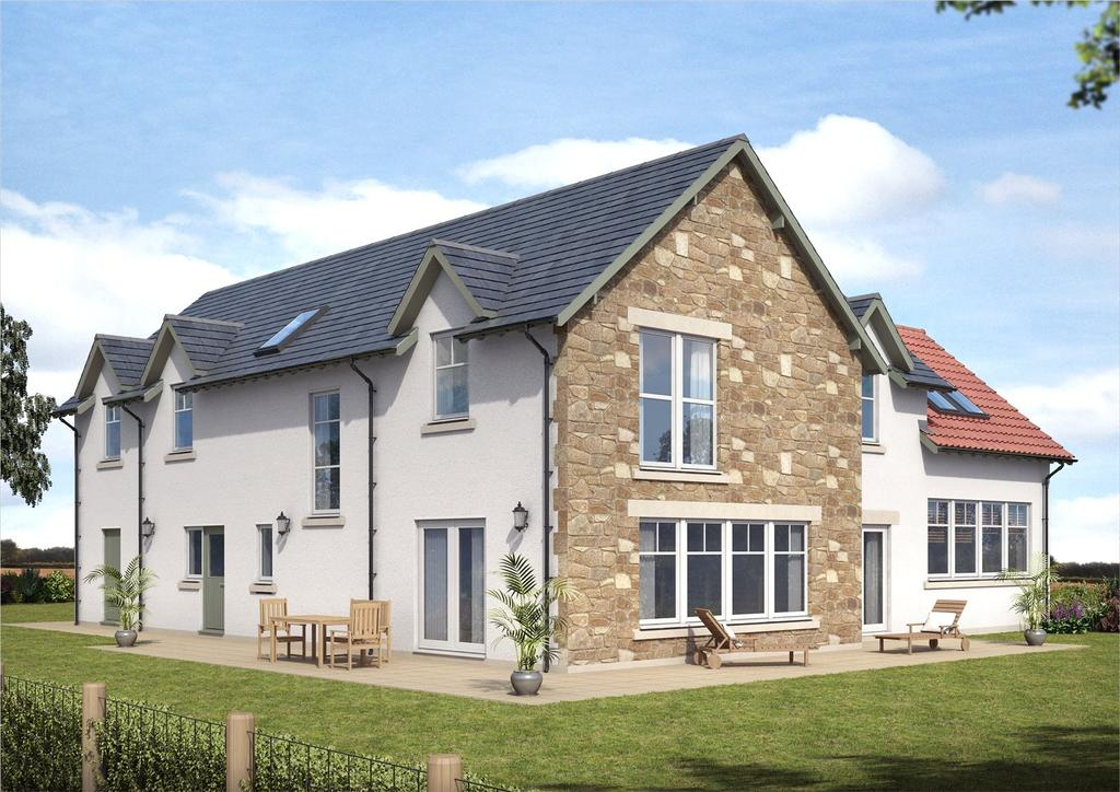 4 Bedrooms Detached House for sale in 11 Mains Of Mawcarse, Milnathort, Kinross-Shire, KY13