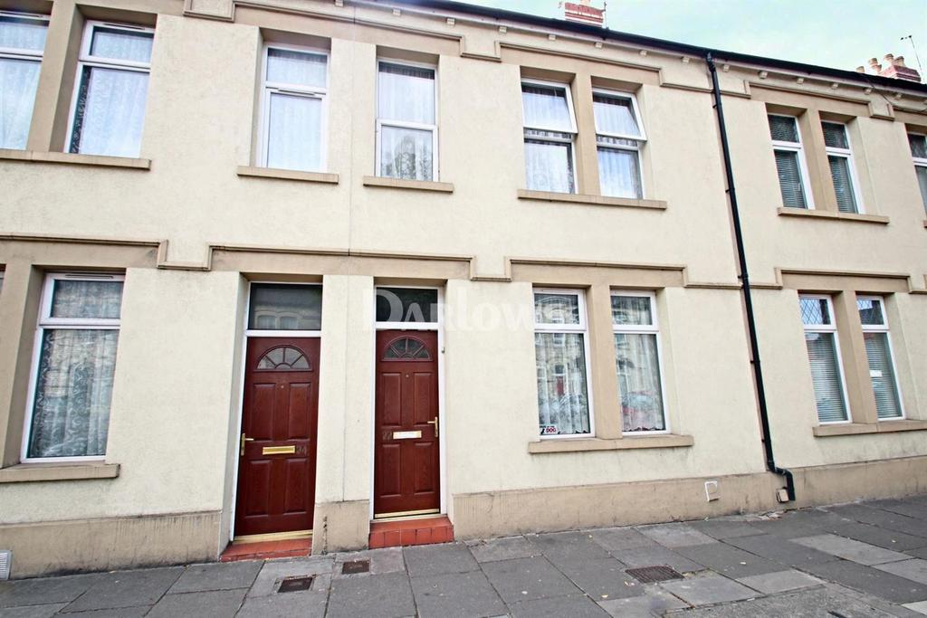 2 Bedrooms Terraced House for sale in Clare Road, Grangetown