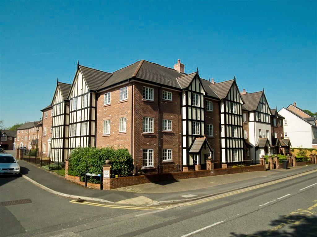 2 Bedrooms Apartment Flat for sale in Sutton Close, Nantwich, Cheshire