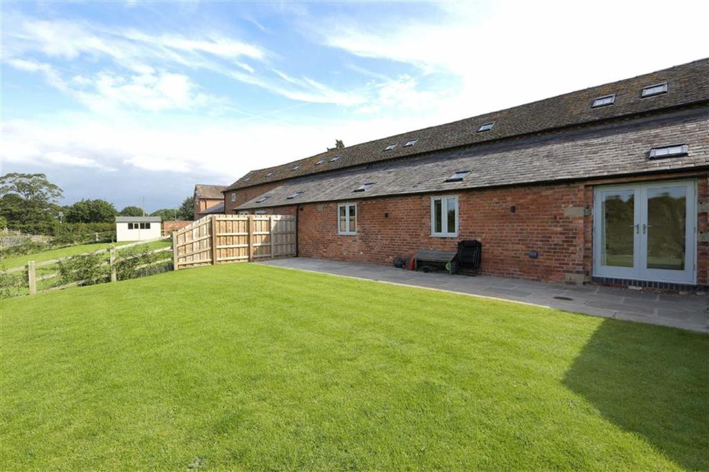 4 Bedrooms Barn Conversion Character Property for sale in Lower Farm Barns, Burleydam, Shropshire